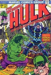 Incredible Hulk 175
