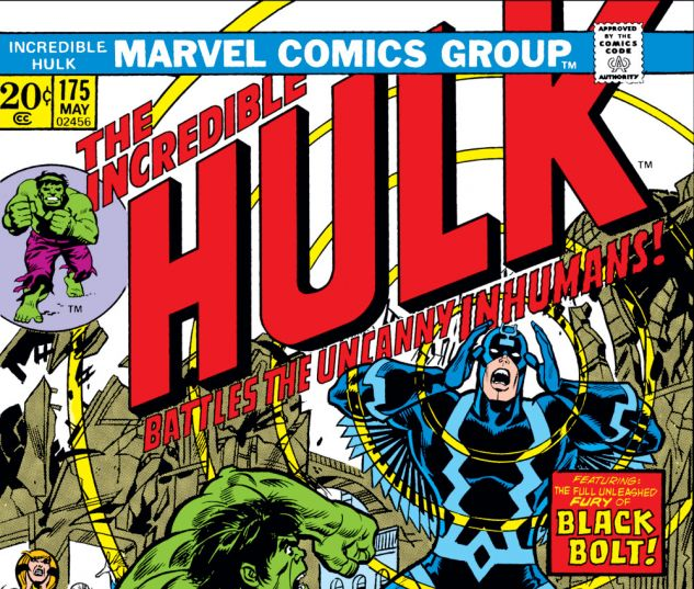 Bronze Age Hulk: Part 2, #163-182