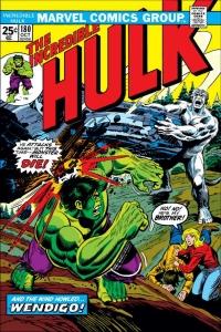 Incredible Hulk 180