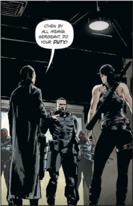 Lazarus Vol One interior 2