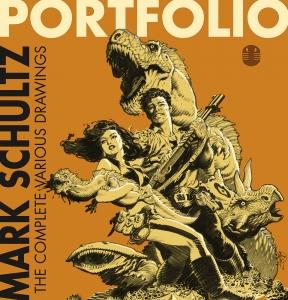 Mark Schultz Portfolio cover