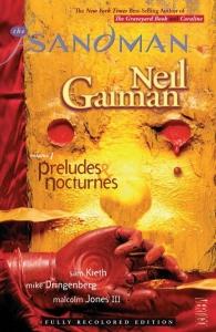 Sandman Vol 1 cover