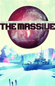 The Massive Vol 1 Black Pacific cover