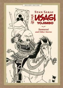 Usagi Yojimbo Samurai and Other Stories Gallery Edition cover