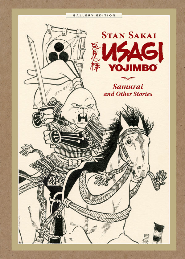 Review | Usagi Yojimbo: Samurai and Other Stories Gallery Edition