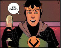 Young Avengers Vol 1 interior 1