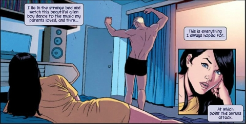 Young Avengers Vol 1 interior 3