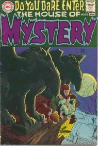 house of mystery 175