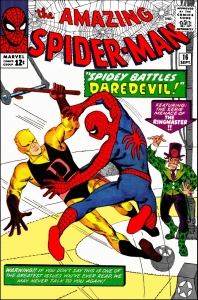 Amazing Spider-Man 16