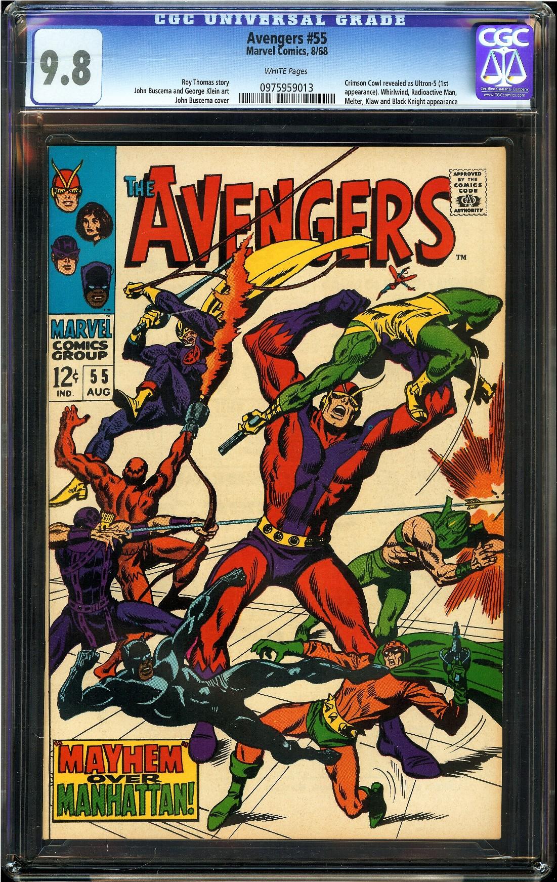 Have Comics Peaked?