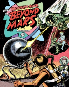 Beyond Mars cover