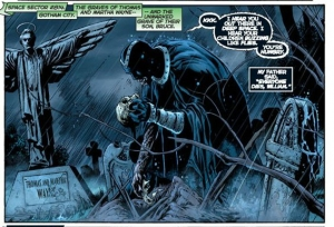 Blackest Night interior 1