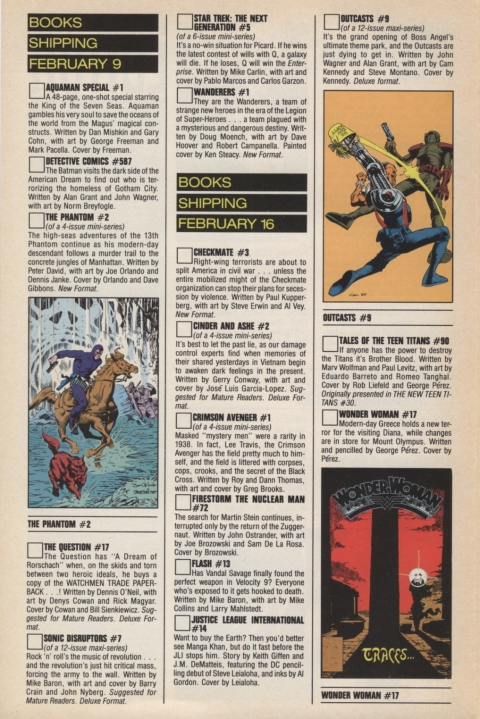 DC Direct Currents 1 January 1988 Page 4