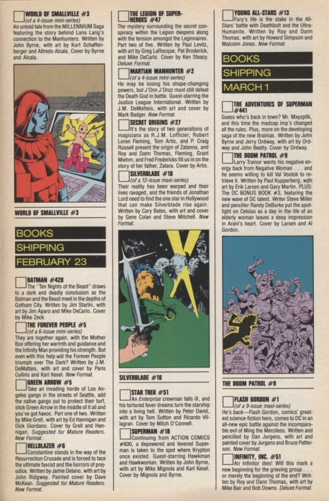 DC Direct Currents 1 January 1988 Page 5