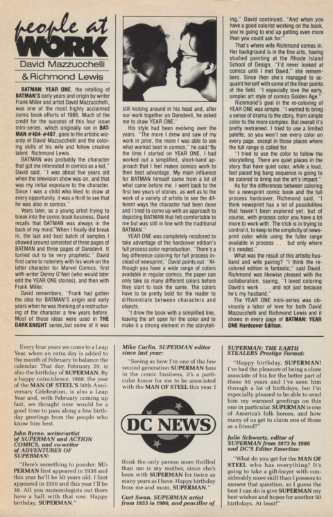 DC Direct Currents 1 January 1988 Page 7