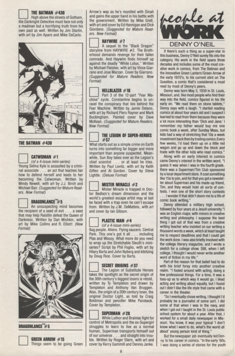 DC Direct Currents 11 November 1988 Page 6