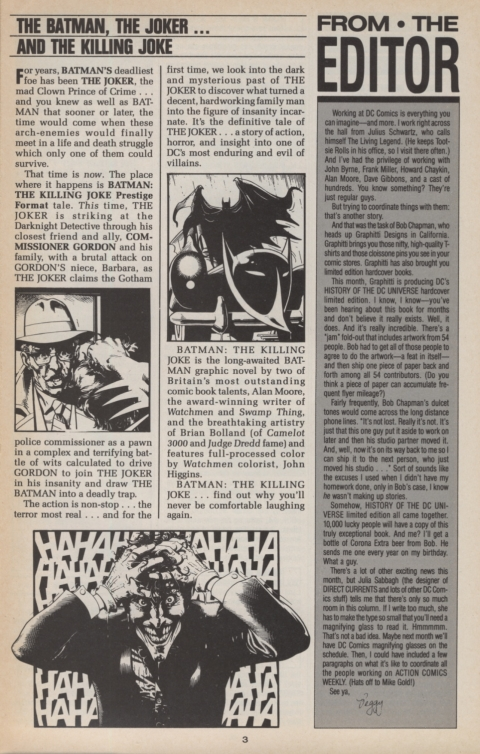 DC Direct Currents 2 February 1988 Page 3