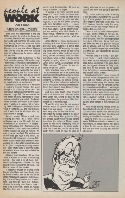DC Direct Currents 3 March 1988 Page 7