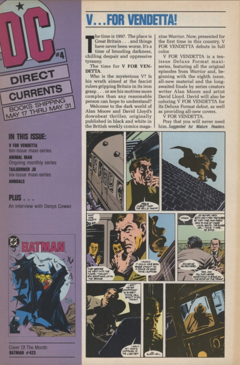 DC Direct Currents 4 April 1988 Page 1