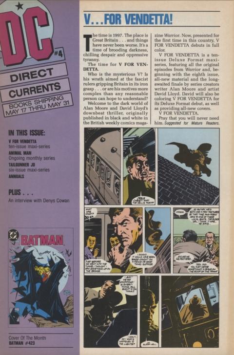 DC Direct Currents 4 April 1988 Page 1