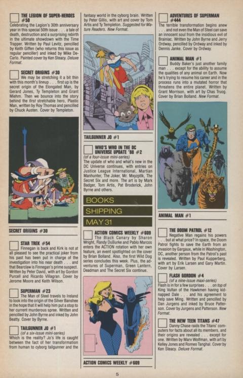 DC Direct Currents 4 April 1988 Page 5