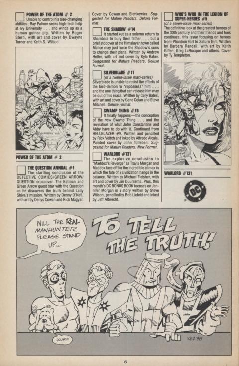 DC Direct Currents 4 April 1988 Page 6