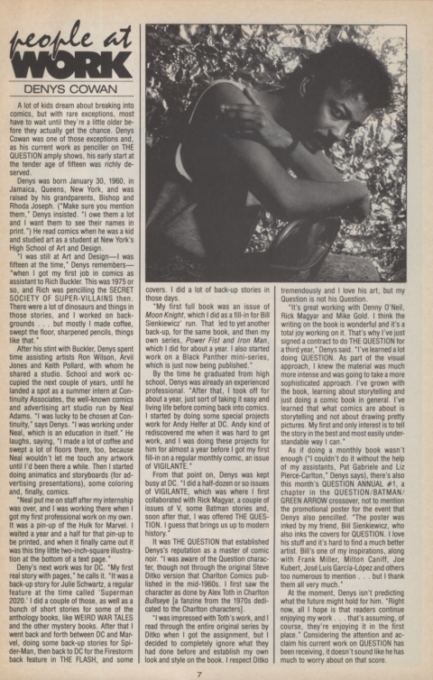 DC Direct Currents 4 April 1988 Page 7