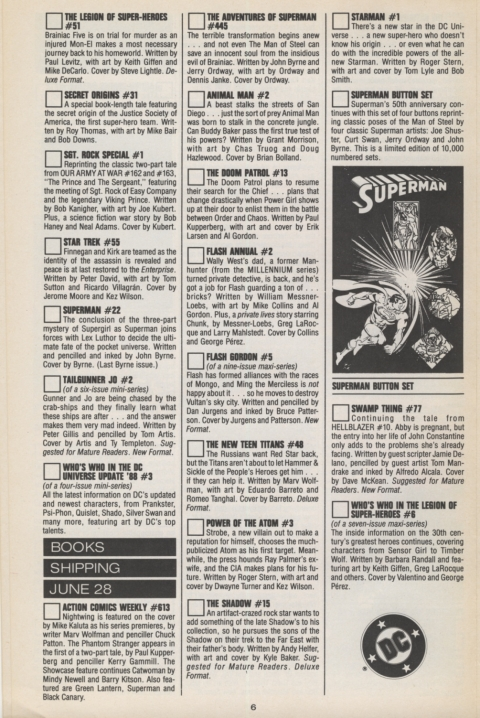 DC Direct Currents 5 May 1988 Page 6