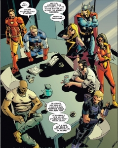 Deadpool Kills The Marvel Universe interior 2