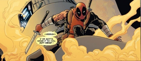 Deadpool Kills The Marvel Universe interior 3