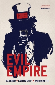 Evil Empire Vol 1 cover