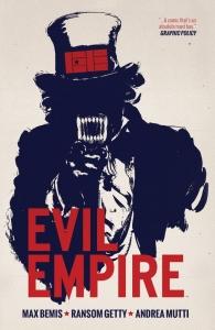 Evil Empire Vol 1 cover