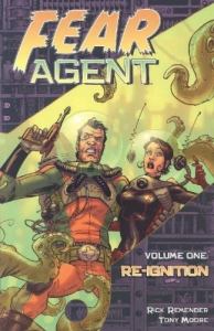 Fear Agent Vol 1 cover