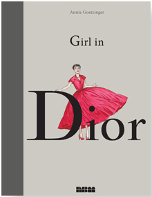 Girl In Dior cover
