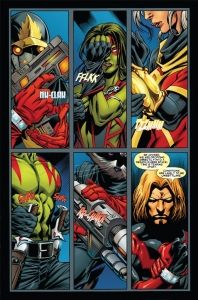 Guardians Of The Galaxy Ultimate Collection interior 1