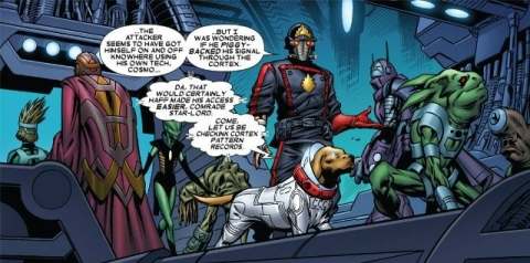 Guardians Of The Galaxy Ultimate Collection interior 3