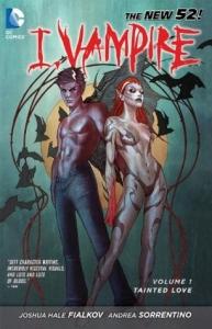 I Vampire Vol 1 cover