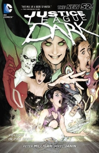 Justice League Dark Vol 1 cover