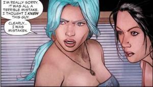 Justice League Dark Vol 1 interior 1