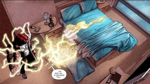 Justice League Dark Vol 1 interior 3