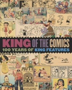 King of the Comics 100 Years of King Features cover