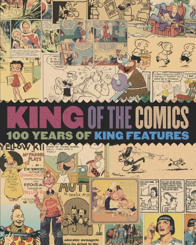 Review | King Of The Comics: 100 Years Of King Features