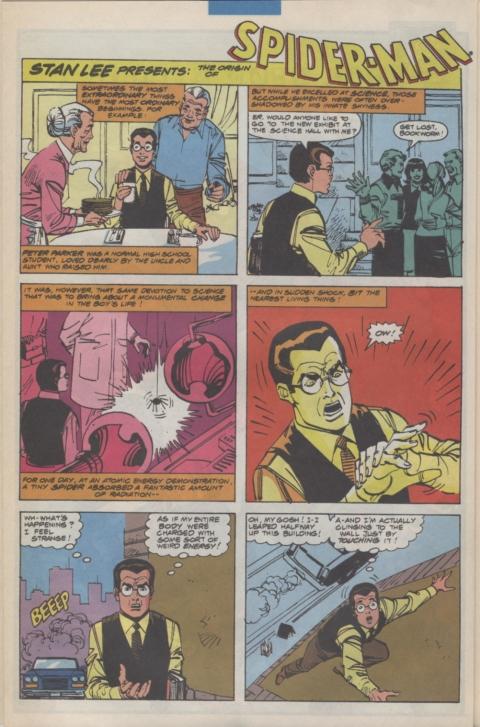Marvel Requirer November 1992 page 10