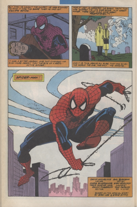 Marvel Requirer November 1992 page 12