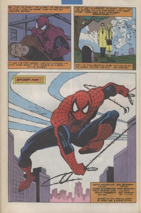 Marvel Requirer November 1992 page 12
