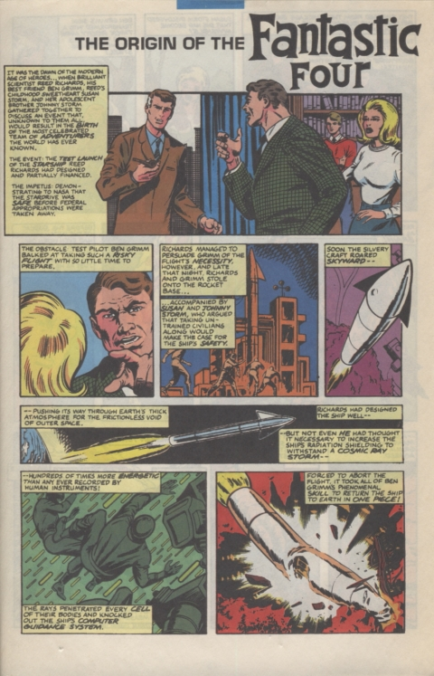 Marvel Requirer November 1992 page 15
