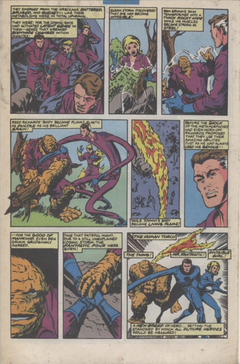 Marvel Requirer November 1992 page 16