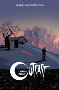 Outcast Vol 1 cover