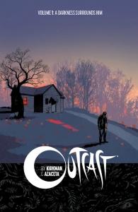 Outcast Vol 1 cover