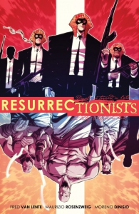 Resurrectionists cover